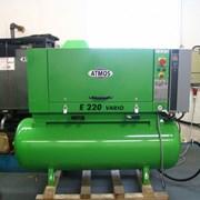 Компрессор винтовой Atmos Albert E220 Vario (2,9/2,7/2,4 куб.м/мин) фото