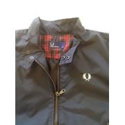 Мужские демисезонные куртки Харрингтон Fred Perry фото