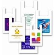 Пакеты полиэтиленовые с логотипом, многообразие вариантов фото