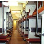 Отделка железнодорожных вагонов, спецтехники фото