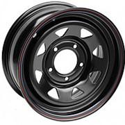 ORW ORW диск УАЗ стальной черный 5x139,7 7xR16 d110 ET+15 фото