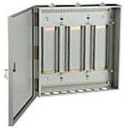 Бокс 300х2, под плинт profile, металл, дверь замок IP20 ССД фото