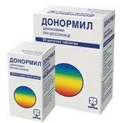 Препарат Донормил фото