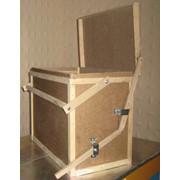 Ящик для переноски рамок с педалью фото