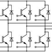 Полупроводниковые приборы силовой электроники.Беспотенциальные 600 В. Трехфазные инверторы фото