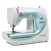 Электронная швейная машинка BERNETTE Milan 7 фото