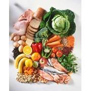 Сертификация пищевой продукции, сертификат на продукты. фото