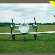 Самолет СМ-1 многоцелевой двухместный, с двумя двухтактными поршневыми двигателями воздушного охлаждения фото