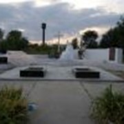 Памятник воинам ВОВ в с.Лисковка, Царичанский р-н фото