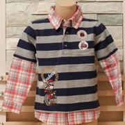 Рубашки детские фото