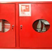 Шкаф пожарный ШПК-315 (для рукова и огнетушителя) фото