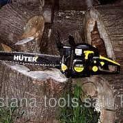 Бензопила Huter BS-40 фото