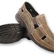 Туфли мужские летние Лето, модель 043 кор. фото