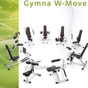 Концепция для лечебной физической тренировки W-move, Gymna, Бельгия фото