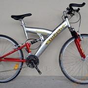 Велосипед двоподвес, Stucchi Deuter фото