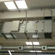 Монтаж систем отопления, вентиляции и кондиционирования фото