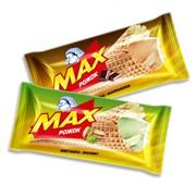 Мороженое «МАКС-рожок» 100 г фото