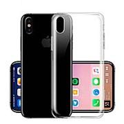 Чехол накладка Imak для Apple iPhone X (прозрачный) фото