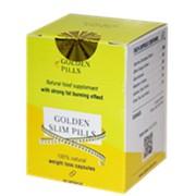 Таблетки для похудения GOLDEN PILLS фото