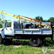 Бурильно-крановые машины БКМ серии 300 фото