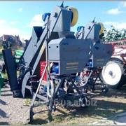 Зернометатель ЗМ-60 фото