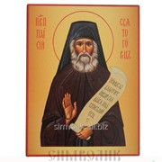Икона Св. Прп. Паисий Святогорец фото