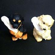 Сувенир Собака с пером 4877 фото