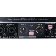 Аудиоинтерфейс Roland Quad Capture USB (UA55) фото