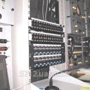 Стойка селекторной связи совещаний СВТ на 16 КТЧ фото