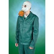 Промышленный противогаз ППФ-95 бол. габ. без фильтра марки «СО» c маской ШМП * фото