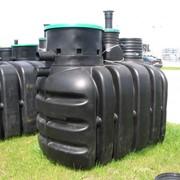 Станция очистки сточных вод BIO UNO 4M фото