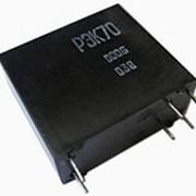 Реле электромагнитное неполяризованное типа РЭК 70 66 7110 ЛГИШ.647612.017 ТУ фото