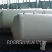 Резервуар для сжиженных углеводородных газов (СУГ) надземный СР052.000.00 фото