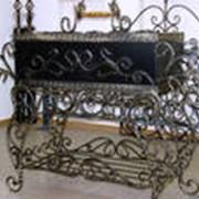 Кованые мангалы фото