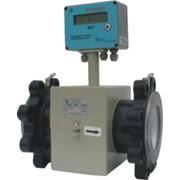 Установка электромагнитных счетчиков воды фото