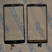 Оригинальный тачскрин сенсор (сенсорное стекло) LG G3 F400L D850 D851 D855 D856 D857 D858 D859 черный + СКОТЧ фото