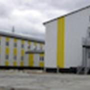 Здания модульные быстровозводимые фото