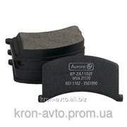 Колодка дискового тормоза передняя ВАЗ 2121, 21213 фото
