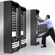 Услуги размещения серверов фото