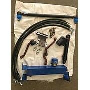 Комплект переоборудования рулевого управления МТЗ-80 с ГУРа на насос-дозатор Д-100 фото