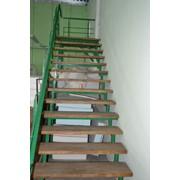 Лестницы для улицы фото