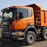 Scania P 380 CB8X4EHZ HYVA фото