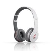 Solo HD Beats by Dr. Dre наушники полноразмерные проводные, Hi-Fi, Mic., оголовье, Белый фото