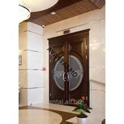 Двери Классические массив, арт. 63 фото