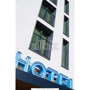 Бронирование мест в отелях фото