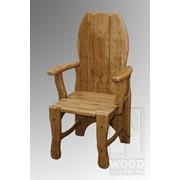 Кресло с подлокотником МС-01.002 (1140*675*540мм) фото