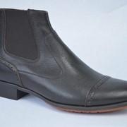 Мужские ботинки фото