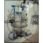 Установка доильная АДСН, с автоматом промывки фото