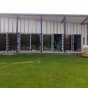 Проектирование, изготовление, ремонт алюминиевых конструкций фото