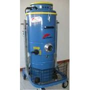Пылесос промышленный однофазный для сухой уборки с питанием 230В/50Гц D/M 3 фото